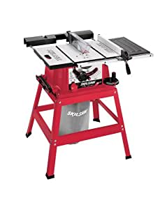 Skil 3400 15 15 amp 10 inch table saw with stand and dust for 10 skil table saw