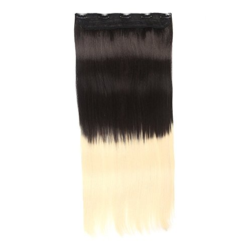 feshfen-24-long-straight-ombre-gradiente-synthetic-hair-extensions-clip-in-hairpieces-5-clips-full-h