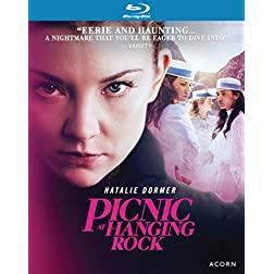 Picnic At Hanging Rock [Blu-ray]