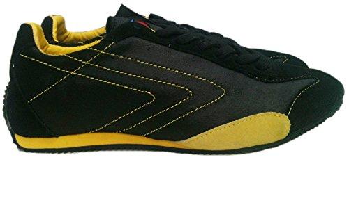 Sisley, Scarpe indoor multisport uomo, Nero (nero), 39