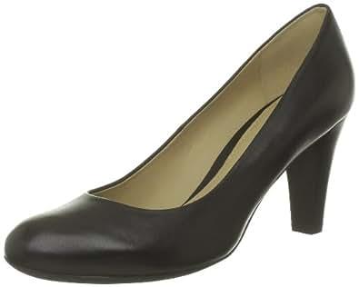 Geox D Mariec H E D32T6E43C9999, Escarpins femme, Noir (Black), 35