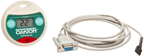 Oakton WD-35710-10 RH/TempLog Temperature/ Humidity Datalogger Kit With Software And Cable
