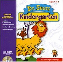 New Learning Company Dr Seuss Kindergarten Endless