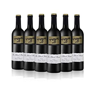 The Black Stump Red Wine Australian Shiraz Durif 2014 75cl (Case of 6)