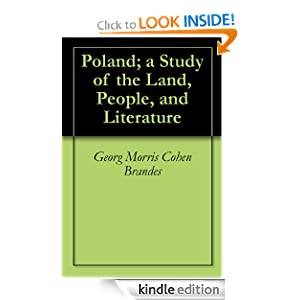 Logo for Poland; a Study of the Land, People, and Literature