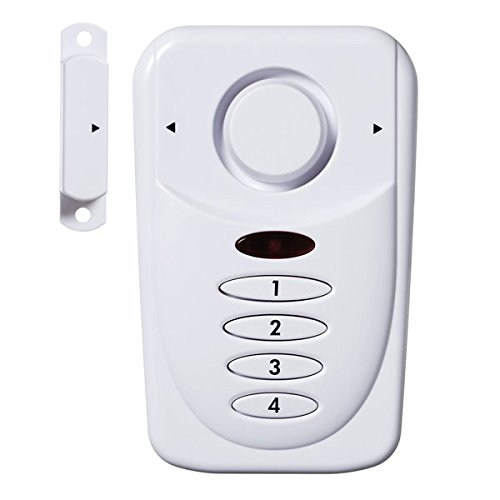 SABRE Elite Door, Shed & Garage Alarm