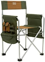 Shakespeare Directors Chair - Brown/Green, 130 Kg from Shakespeare