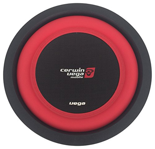CERWIN VEGA V102D 800 Watts 2 Ohms/400Watts RMS Power Handling Max 10-Inch Dual Voice Coil