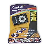2 Disposable Digital Cameras. CamFun. Video Webcam Photo