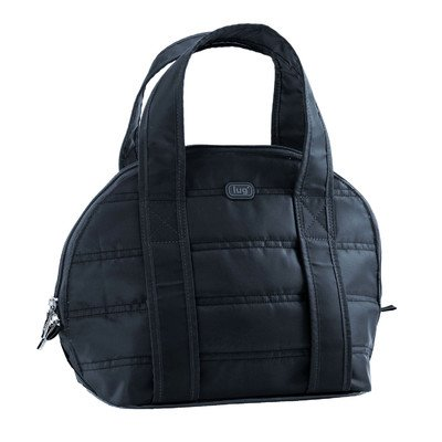 Lug Pedals Lunch Tote, Midnight Black - 1