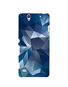 Aart 3D Luxury Desinger back Case and cover for Sony Xperia C4 created by Aart store