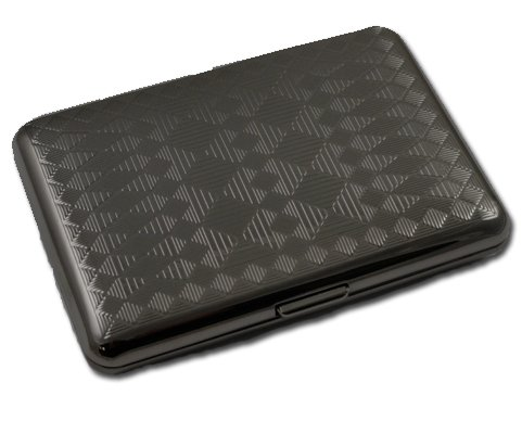 New Aztec Black Ice Double Sided Cigarette Case (King Size Only)#6