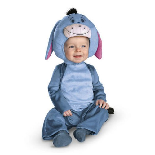 Disney Infant Boys & Girls Plush Baby Eeyore Costume