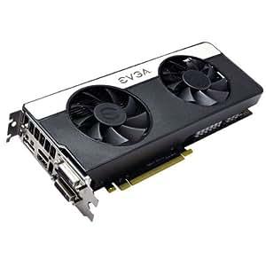 EVGA 02G-P4-3677-KR NVIDIA GeForce GTX 670 Grafikkarte (PCI-e, 2GB, GDDR5 Speicher, Display-Port, HDMI, DVI-D/I, 1 GPU)
