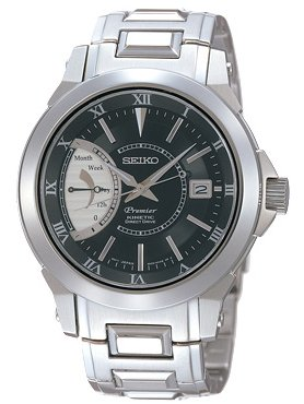 Seiko Men's Watches Premier SRG001P - AA - Buy Seiko Men's Watches Premier SRG001P - AA - Purchase Seiko Men's Watches Premier SRG001P - AA (Seiko, Jewelry, Categories, Watches, Men's Watches, By Movement, Quartz)