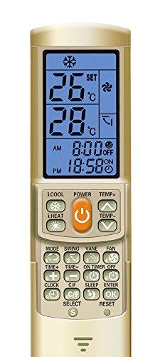 Telecomando universal airplus per aria condizionata for Climatizzatori amazon