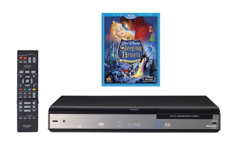 Sharp Aquos BDHP20U 1080p Blu-Ray Disc Player