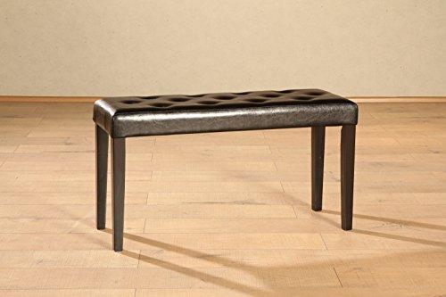 SAM-Esszimmer-Sitzbank-Anke-in-dunkelbraun-mit-kolonial-farbigen-Beinen-Bank-in-90-cm-Breite-SAMOLUX-Bezug-fr-angenehmen-Sitzkomfort-frei-im-Raum-aufstellbare-Essbank-ohne-Rckenlehne