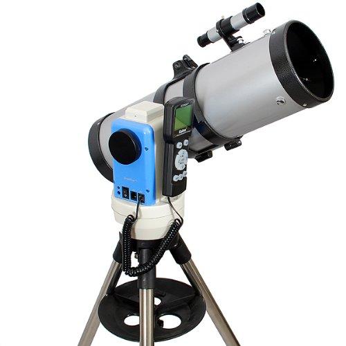 "Twinstar Silver 6"" Ioptron Computerized Gps Reflector Telescope"
