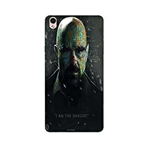 Neyo High Quality 3D Printed Designer Mobile Back Cover for Oppo f1 Plus
