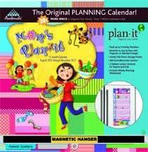 Mom's Plan-it 2013 Wall Calendar