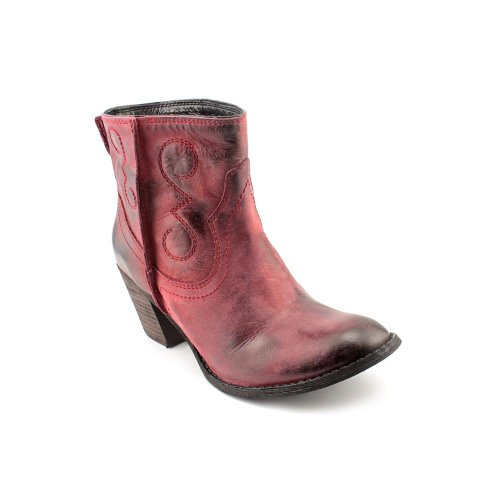Seychelles Women'S Everywhere I Go Ankle Boot,Red,8 M Us