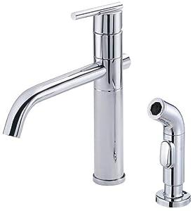 Danze D405558 Parma Single Handle Kitchen Faucet E 3