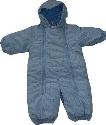 Combinaison bébé Habineige bleu avec ours CeLaVi Brand4kids-3 mois