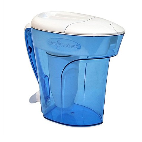 ZeroWater 12-Cup Ready Pour Pitcher (12 Cup Water Pitcher compare prices)