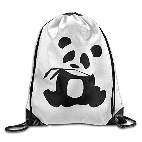 KTKY Panda Is My Sprit Animal Fashion Sport Bag One Size