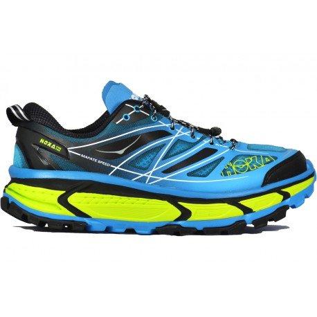 HOKA one one ,  Scarpe da trail running uomo blu 43 1/3