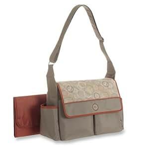 graco forecaster messenger diaper bag baby. Black Bedroom Furniture Sets. Home Design Ideas