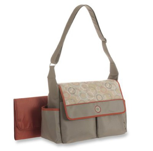 Graco Forecaster Messenger Diaper Bag