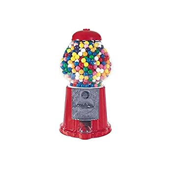 "StealStreet SS-CQG-GM0015 15"" Red Home Decor Toy Accessory Display Classic Gumball Machine"