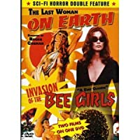 Last Woman on Earth/Invasion of the Bee Girls (1973)