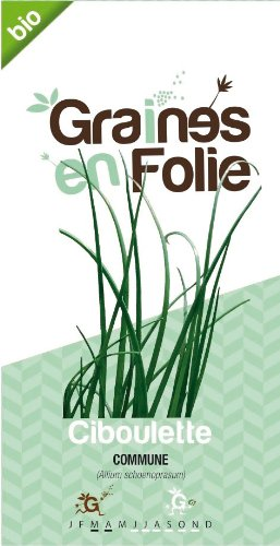 FERME DE SAINTE MARTHE - Graines de Ciboulette Commune bio