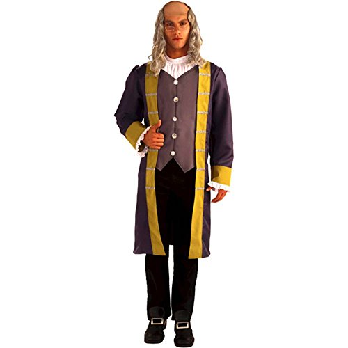 Ben Franklin Colonial Adult Costume - Standard