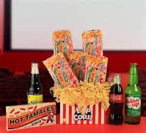 Wrights Pink Popcorn 25 Bars (Fair and Carnival favorite)