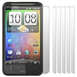 HTC DESIRE HD SCREEN PROTECTOR 6-IN-1 PACKby TERRAPIN