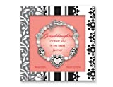 Granddaughter Inspired Expressions Bracelet w/ Gift Box