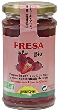 Granovita Mermelada Fresa Bio - 240 gr