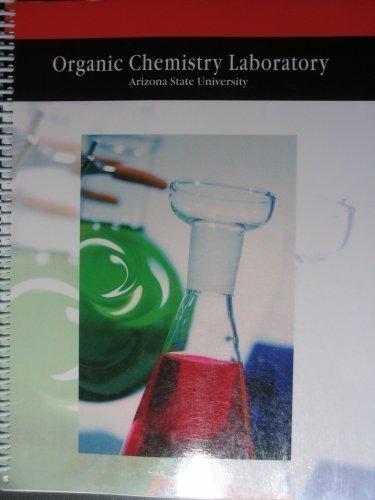 Organic Chemistry Laboratory (Arizona State University) Pavia