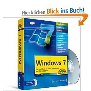 Buch-Empfehlung für Windows 7