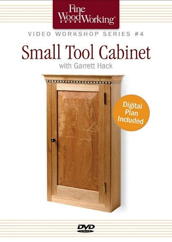 Fine Woodworking Video Workshop Series - Small Tool Cabinet