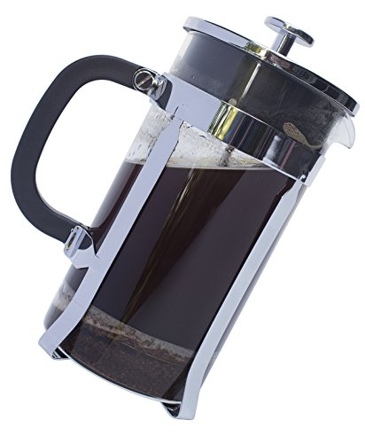 Buy French Press Coffee Coffee Maker Tea Maker 34oz 8 Cup Double Filter System Stainless Steel