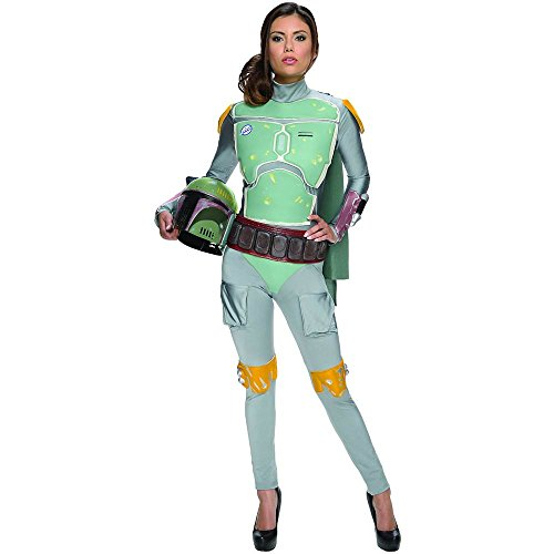 Star Wars: Women's Boba Fett Costume