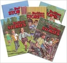 4 1976 Uncle Arthur's Bedtime Stories #1, #3-#5, 3 Volumes are New/Sealed