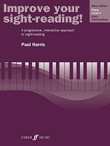 Improve Your Sight-Reading!: Piano Level 4