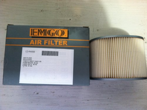 AIR FILTER YAMAHA 4H7-14451-00, Manufacturer: EMGO, Part Number: 202335-AD, VPN: 12-94400-AD, Condition: New