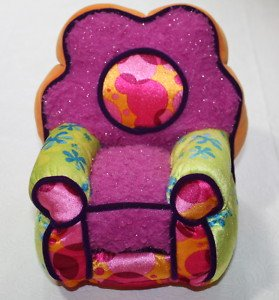 Soft Toddler Chair front-92592